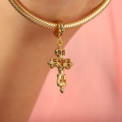 Vintage Cross Pendant