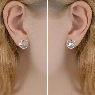 Planet Earrings