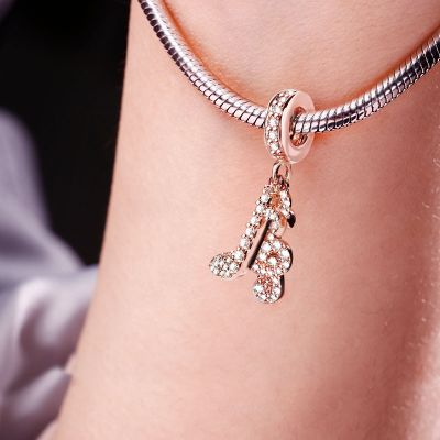 Musical Note Charm
