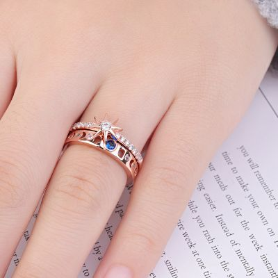 Starfish Stackable Ring