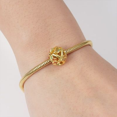Dragonfly & Bamboo Charm