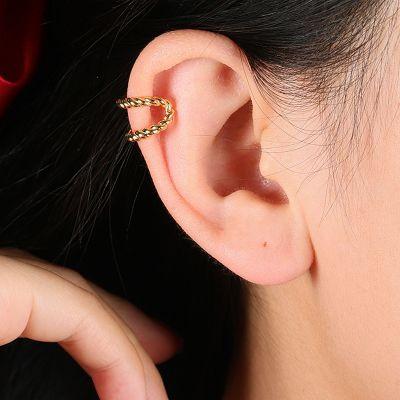 Twined Ear Cuffs