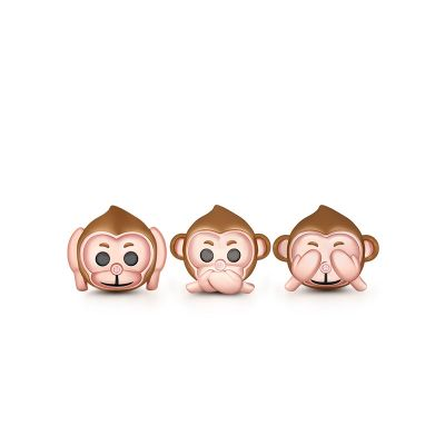 Monkey Charms Set