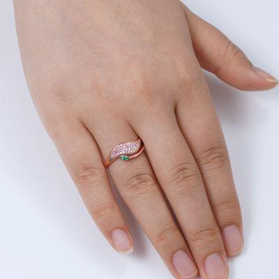 Flower Petal Ring
