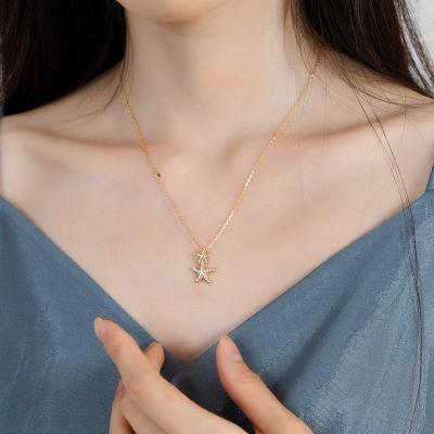 Starfish Necklace