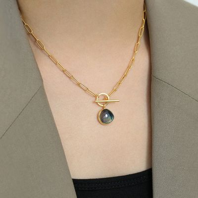 OT Labradorite Necklace