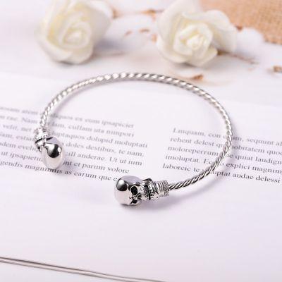 Double Skull Bracelet