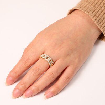 Interlace Ring