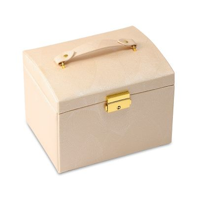 Luxury Three-layer Jewelry Box
