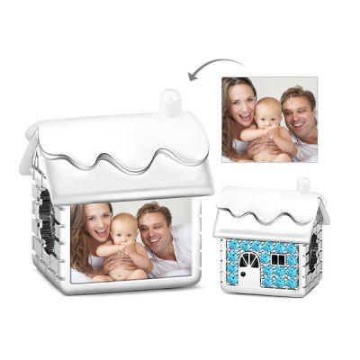 Sweet House Photo Charm
