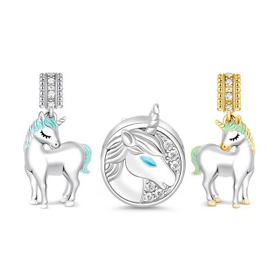 Unicorn Charms Set