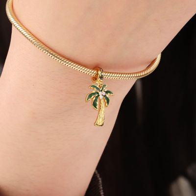 Coconut Tree Pendant
