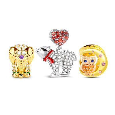 Animal Charms Set