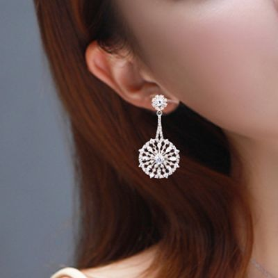 Dreamcatcher Dangle Earrings