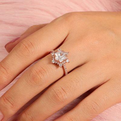 Snowflake Ring