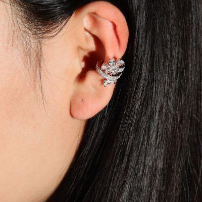 Flower Wrap Earrings