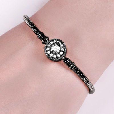 Gnoce Black Bracelet