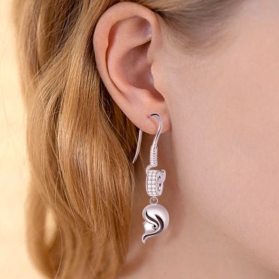 Fish Hook Earring