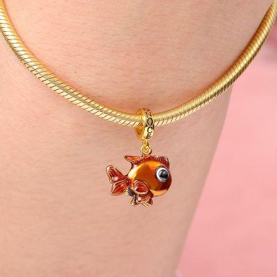 Goldfish Pendant