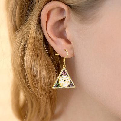 Horus Eyes Earrings