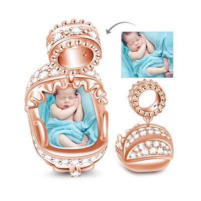 Baby Cradle Pendant